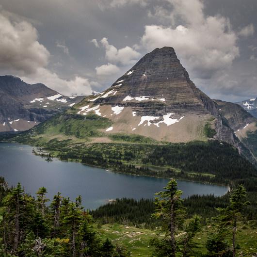 Hidden Lake Hanging Garden Trail