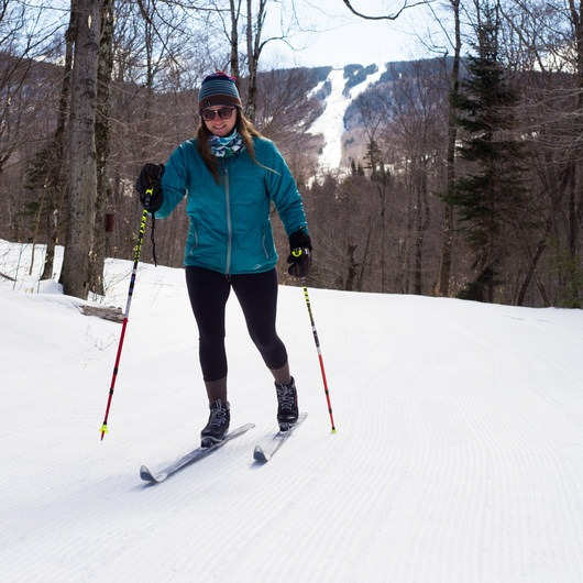 Bolton Valley Nordic Center