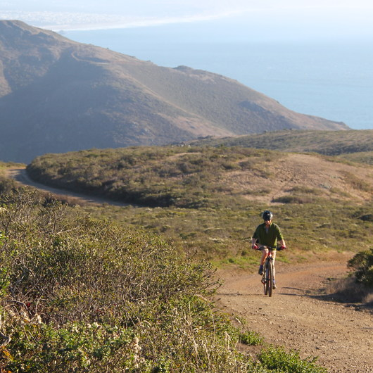 Tennessee Valley to Middle Green Gulch Loop