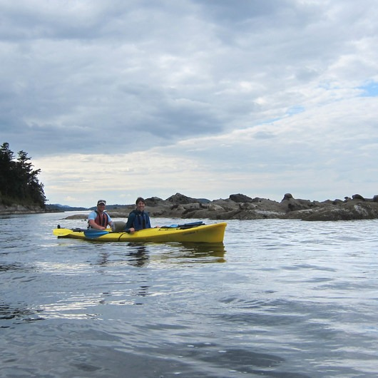 Sucia Island to Matia Island Sea Kayaking