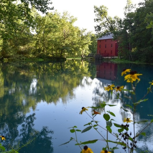 Ozark National Scenic Riverway Alley Spring + Mill