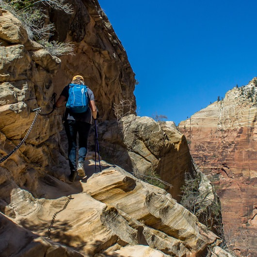 Hidden Canyon Trail