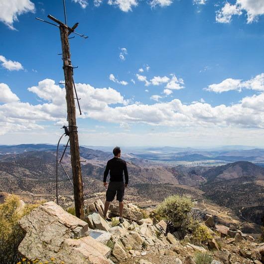 Ophir Peak / Mount Davidson