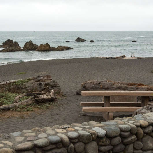 Wilson Creek Beach + Picnic Area