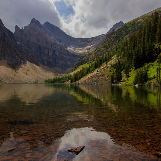 Lake Agnes + The Beehive Hike