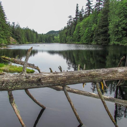 South Lost Lake Trail
