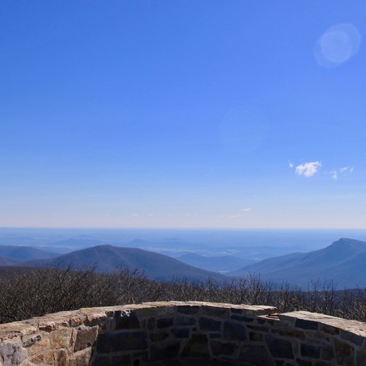 Hawksbill Summit Loop