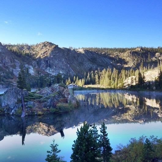 Rock Lake + Jamison Lake