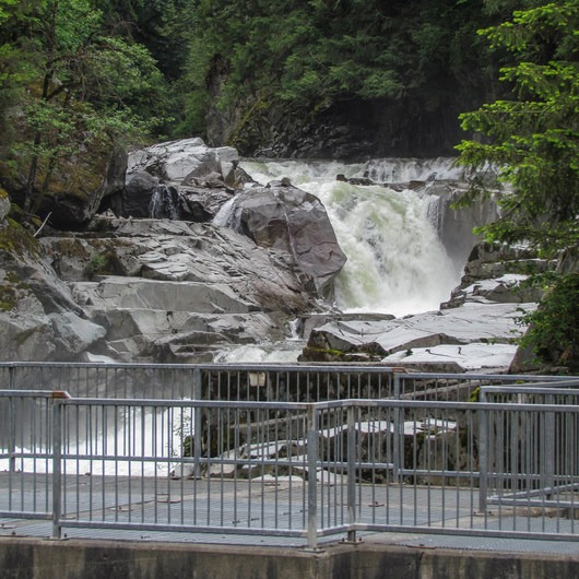 Granite Falls Fish Ladder