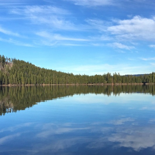 Suttle Lake Loop