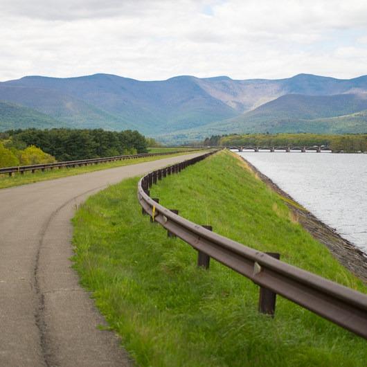 Ashokan Reservoir Promenade