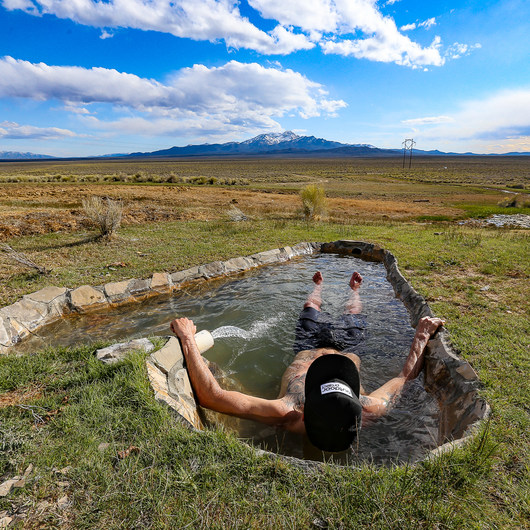 Bartine Hot Springs