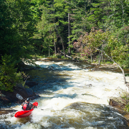 Beaver River: Taylorville Stretch