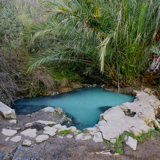 Gaviota Hot Springs
