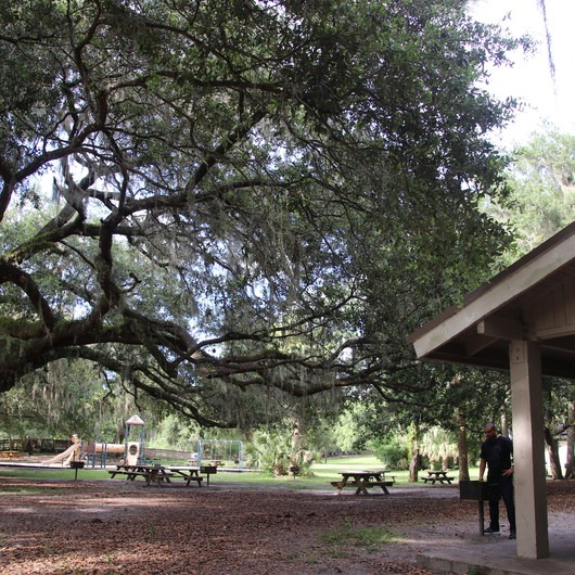 Blue Spring State Park Campground