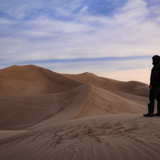 Amargosa Big Dune