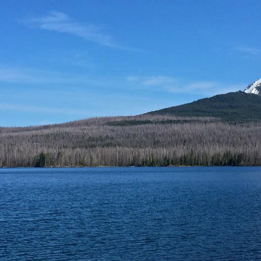 Patjens Lakes Trail