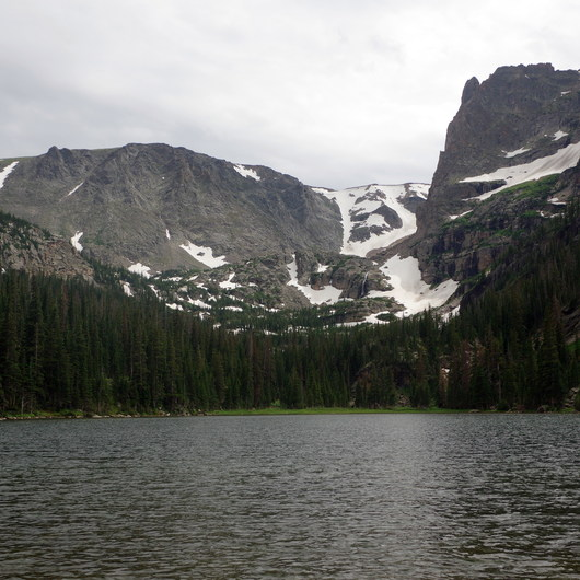 Bear Lake to Fern Lake