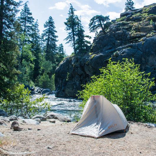 Bridge Creek Campground