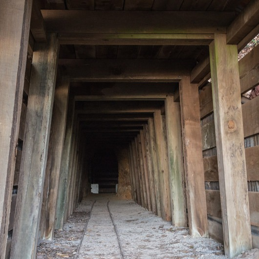 Almaden Quicksilver County Park Historic Trail