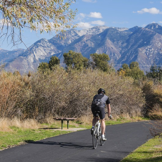 Jordan River Parkway Road Cycling