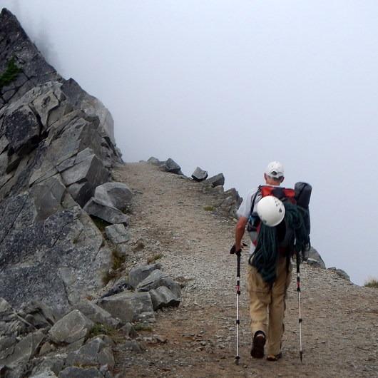 Mount Thompson: West Ridge