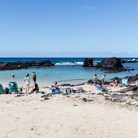 Kikaua Point Park + Beach