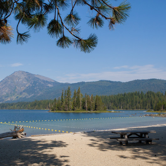 Lake Wenatchee State Park South Campground