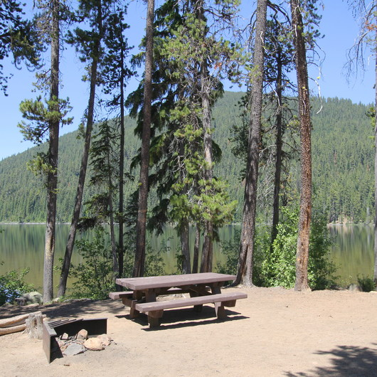 Little Cultus Lake Campground