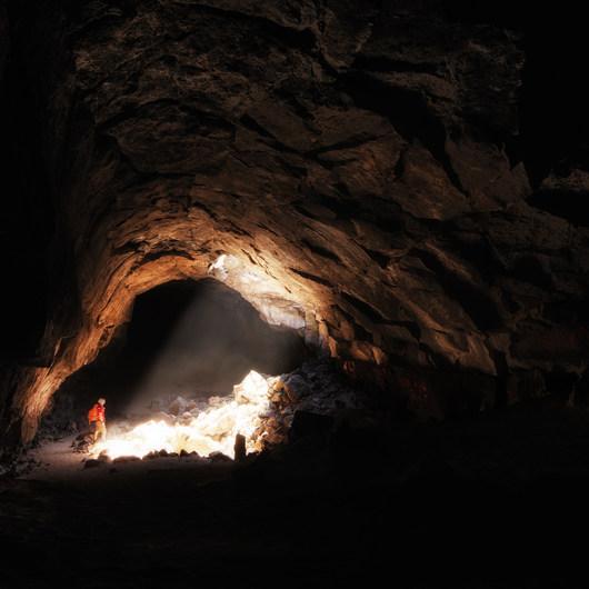 Pluto's Cave