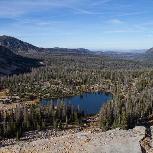 Lofty Lake Loop Hike