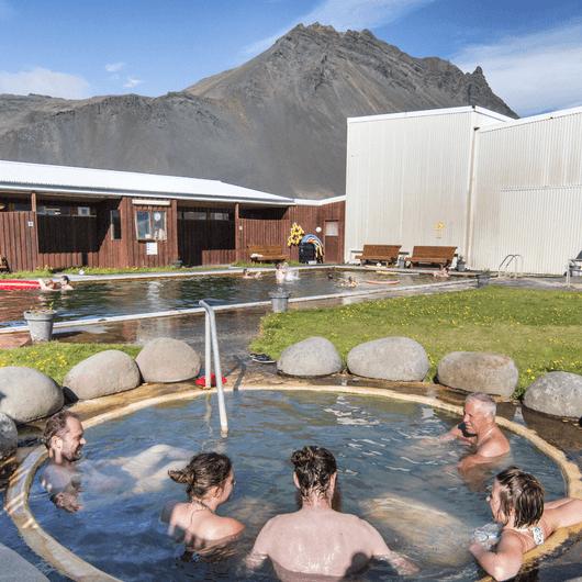 Lýsuhólslaug Geothermal Pool