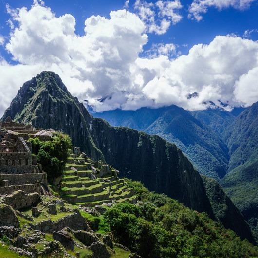 Machu Picchu via the Inca Trail