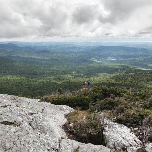 Mount Mansfield via Sunset Ridge Trail