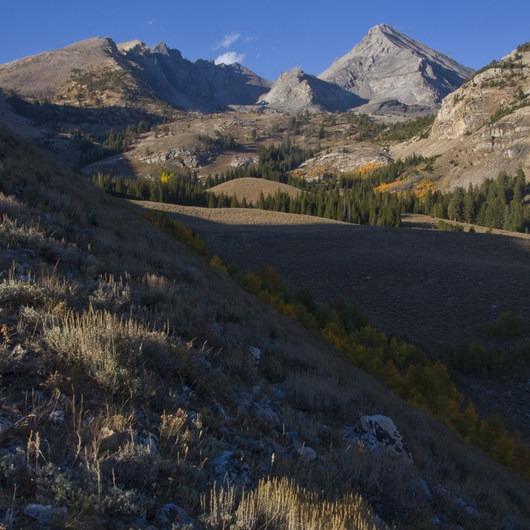 Hyndman Creek + Hyndman Basin Hike