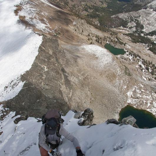 The Devils Bedstead via Boulder Lake Canyon