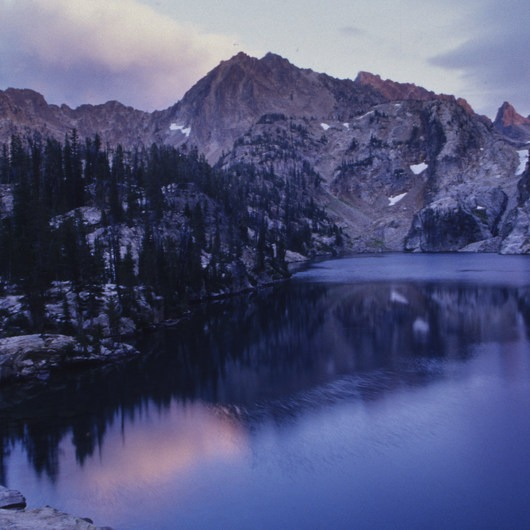Goat Lake via the Alpine Way Trail
