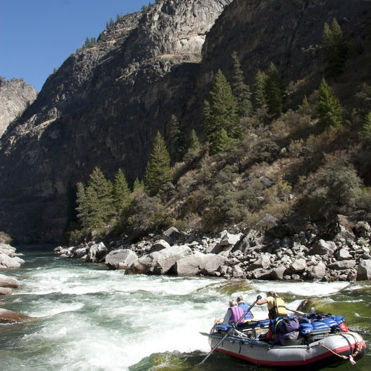 Middle Fork of the Salmon River - Overview