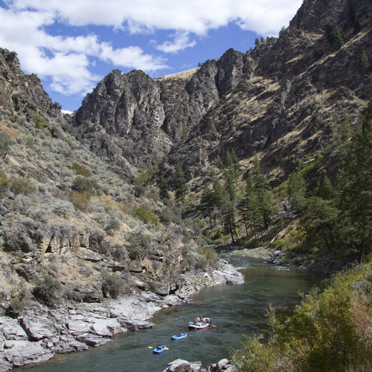 Middle Fork of the Salmon River Trail – Day 5