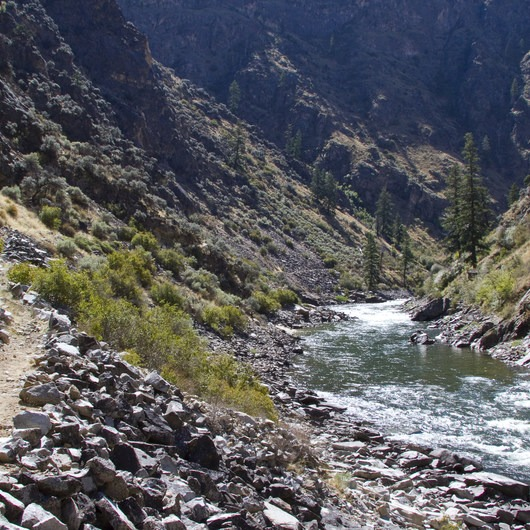 Middle Fork of the Salmon River Trail – Day 6