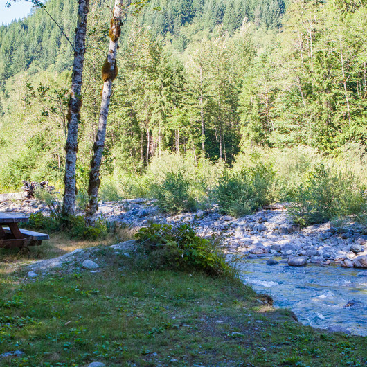 Miller River Group Campground