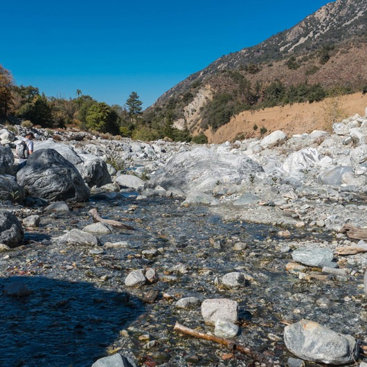 San Gorgonio via Momyer Creek Trail + Vivian Creek Trail