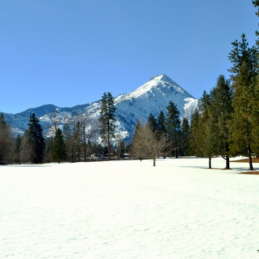 Leavenworth Golf Course Trails