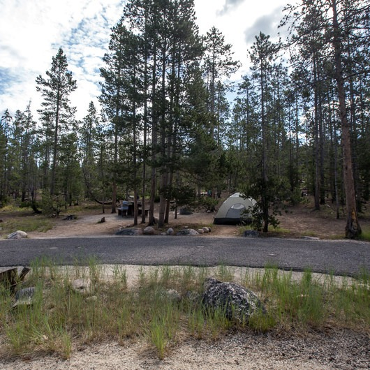 Mount Heyburn Campground