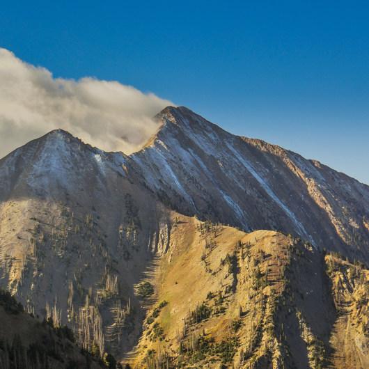 Mount Nebo + North Peak