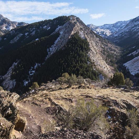 Mill B North Fork Trail