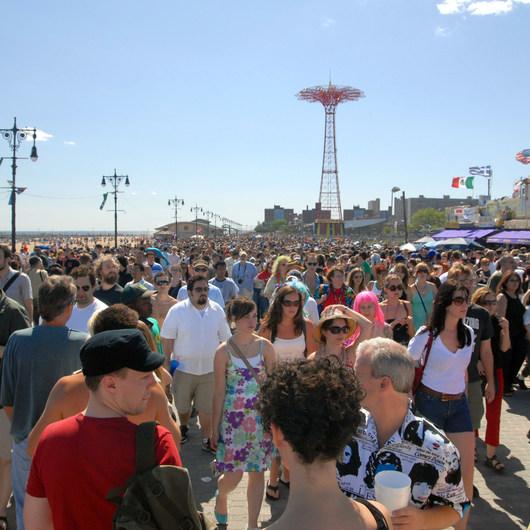 Coney Island Beach + Boardwalk