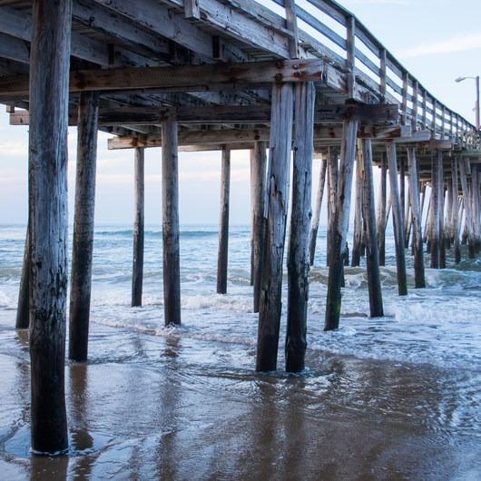 Nags Head Pier + Beach Access
