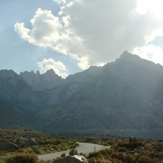 Mount Whitney, Cottonwood Pack Station