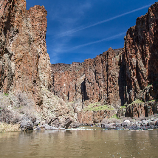 Owyhee River: Rome to Birch Creek